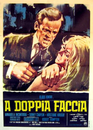 A doppia faccia - Italian Movie Poster (thumbnail)