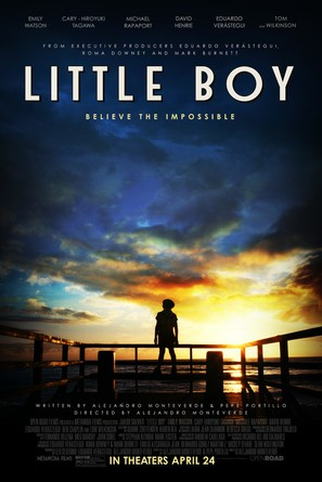 Little Boy - Movie Poster (thumbnail)