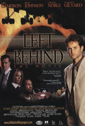 Left Behind - Movie Poster (thumbnail)