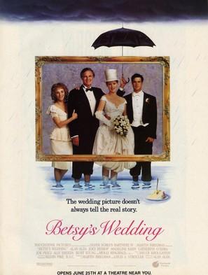 Betsy's Wedding - Movie Poster (thumbnail)