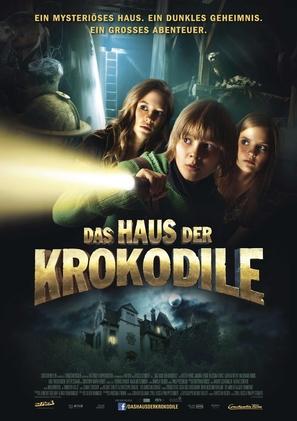 Das Haus der Krokodile - German Movie Poster (thumbnail)