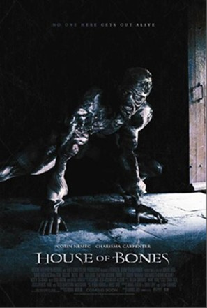 House of Bones - Movie Poster (thumbnail)
