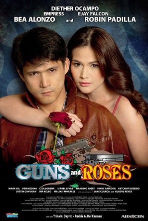 """Guns and Roses"" - Philippine Movie Poster (thumbnail)"