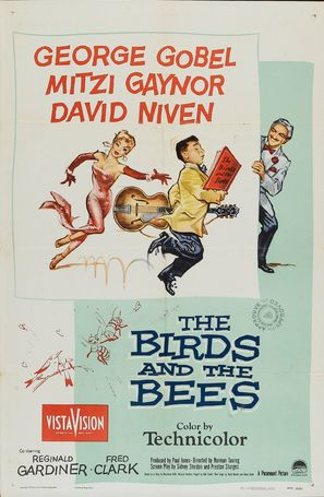 The Birds and the Bees - Movie Poster (thumbnail)