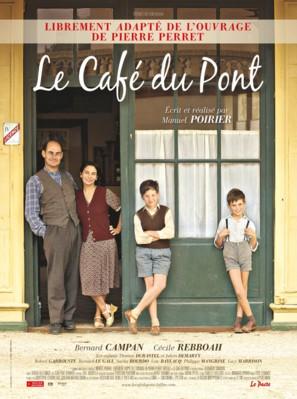 Le Café du Pont - French Movie Poster (thumbnail)