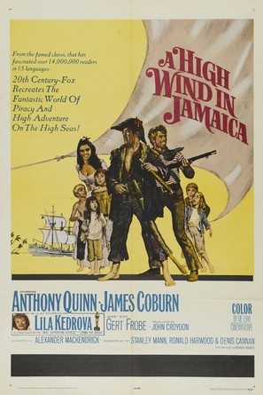 A High Wind in Jamaica - Movie Poster (thumbnail)