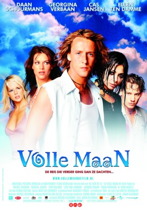 Volle maan - Dutch poster (thumbnail)