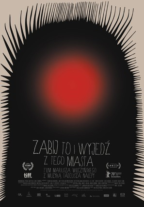 Kill It and Leave This Town - Polish Movie Poster (thumbnail)