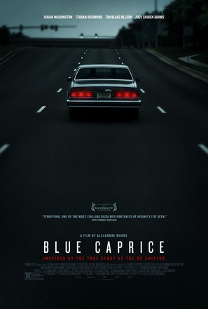 Blue Caprice - Movie Poster (thumbnail)