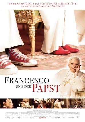 Francesco und der Papst - German Movie Poster (thumbnail)