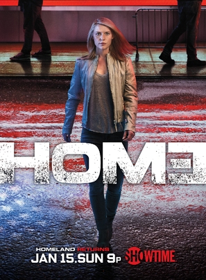 """Homeland"" - Movie Poster (thumbnail)"