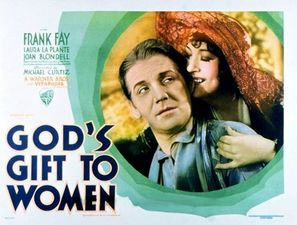 God's Gift to Women - Movie Poster (thumbnail)