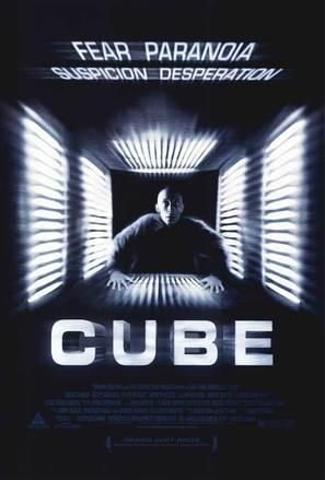 Cube - Movie Poster (thumbnail)