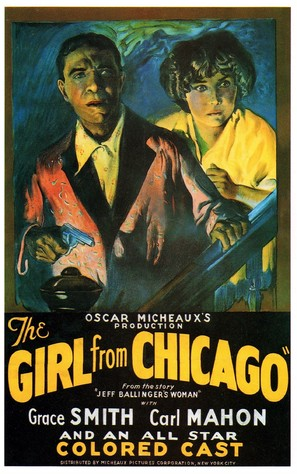 The Girl from Chicago - Movie Poster (thumbnail)