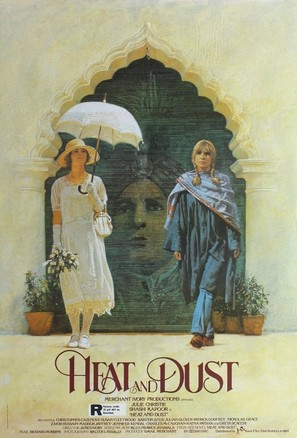 Heat and Dust - British Movie Poster (thumbnail)