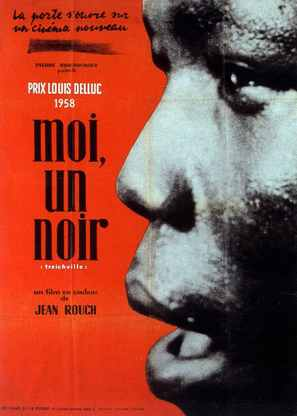 Moi un noir - French Movie Poster (thumbnail)