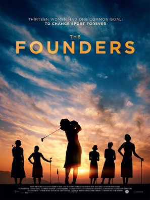 The Founders - British Movie Poster (thumbnail)