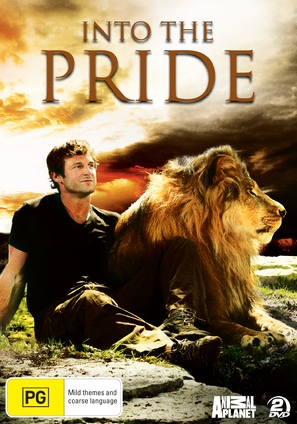 """Into the Pride"" - Australian DVD movie cover (thumbnail)"