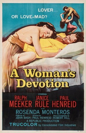 A Woman's Devotion - Movie Poster (thumbnail)