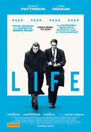 Life - Australian Movie Poster (thumbnail)