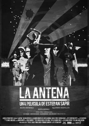 La antena - Argentinian Movie Poster (thumbnail)