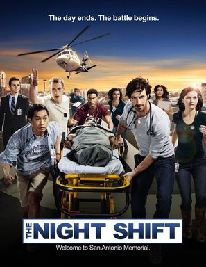 """The Night Shift"" - Movie Poster (thumbnail)"