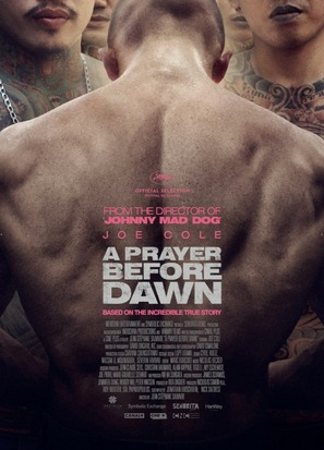 A Prayer Before Dawn - British Movie Poster (thumbnail)