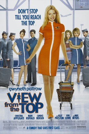 View from the Top - Movie Poster (thumbnail)