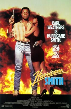 Hurricane Smith - Movie Poster (thumbnail)