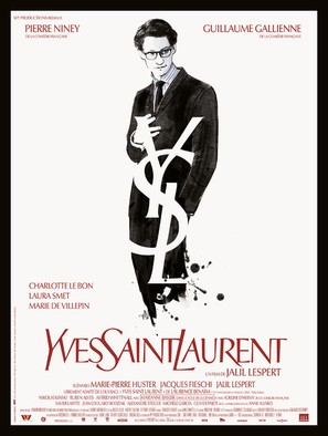 Yves Saint Laurent - French Movie Poster (thumbnail)