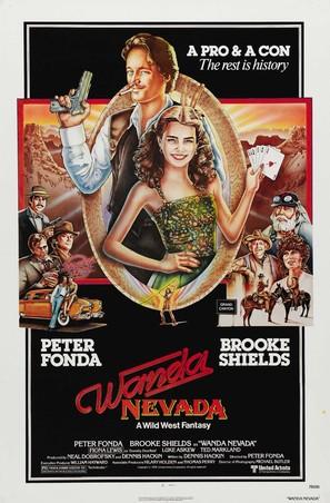 Wanda Nevada - Movie Poster (thumbnail)