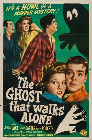 The Ghost That Walks Alone