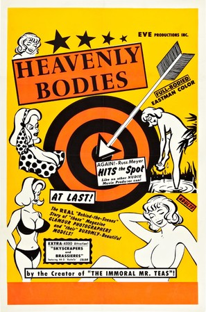 Heavenly Bodies! - Movie Poster (thumbnail)
