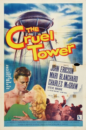 The Cruel Tower - Movie Poster (thumbnail)