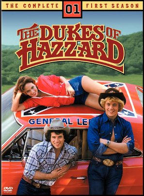 """The Dukes of Hazzard"" - DVD movie cover (thumbnail)"