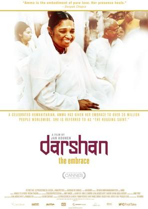 Darshan - L'étreinte - Movie Poster (thumbnail)