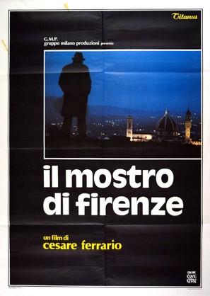 Mostro di Firenze, Il - Italian Movie Poster (thumbnail)