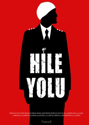 Hile yolu - Turkish Movie Poster (thumbnail)