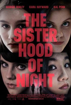 The Sisterhood of Night - Movie Poster (thumbnail)