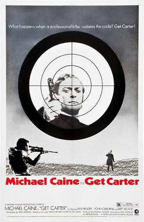 Get Carter - Movie Poster (thumbnail)