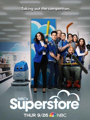 """""""Superstore"""" - Movie Poster (thumbnail)"""