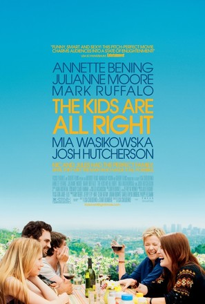 The Kids Are All Right - Movie Poster (thumbnail)