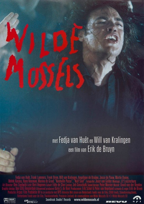 Wilde mossels - Dutch Movie Poster (thumbnail)