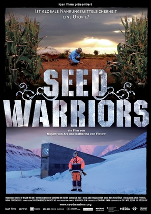 Seed Warriors - Swiss Movie Poster (thumbnail)