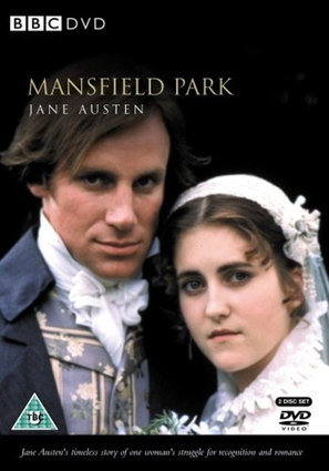 """""""Mansfield Park"""" - British Movie Cover (thumbnail)"""