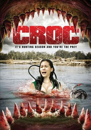 Croc - Movie Poster (thumbnail)