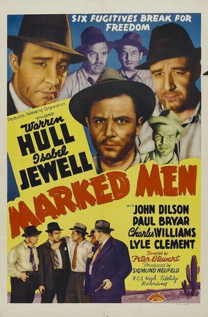 Marked Men - Movie Poster (thumbnail)