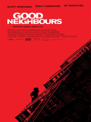 Good Neighbours - Canadian Teaser poster (thumbnail)