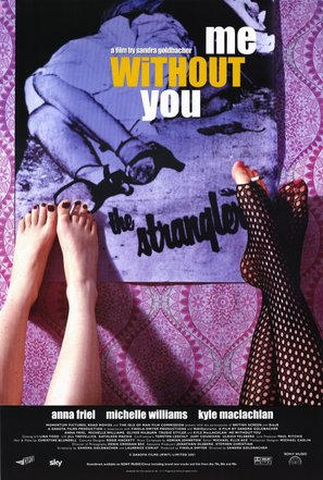 Me Without You - British Movie Poster (thumbnail)