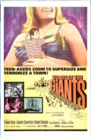 Village of the Giants - Movie Poster (thumbnail)